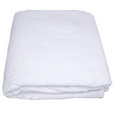 Waterproof Mattress Protector Adults Kids Terry Towel Wet Sheet Pillow Cover HQ
