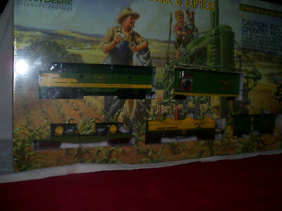 John Deere Model 9B) Train Express  NIB