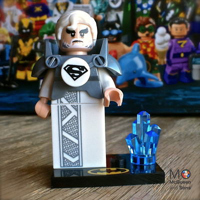 71020 Jor-El #16 The LEGO BATMAN MOVIE Series 2 Minifigures SEALED Superman Dad
