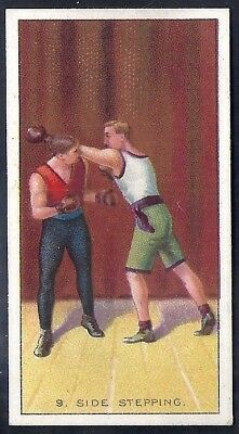 Carreras-The Science Of Boxing Series (Carreras Back)-#09- Quality Card!!!