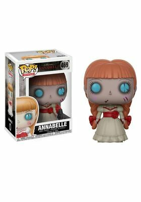 FUNKO POP Movies Series: Before the Conjuring there was; 469: Annabelle FIGURE
