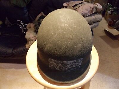 Military Steele Helmet With Liner, GOOD CONDITION!!