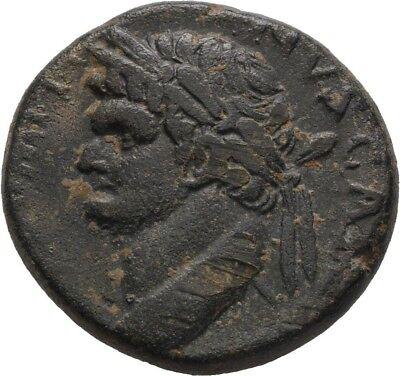 Lanz Rome Provincial Antioch Domitian Wreath As Semis Ae ±Bec652
