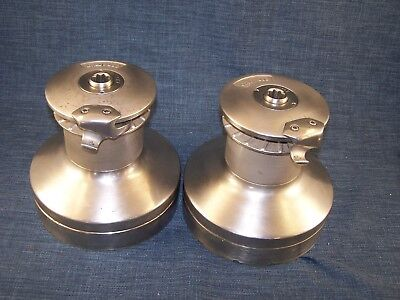 Choey Lee #319T 2 Speed Self Tailing Winches, Pair