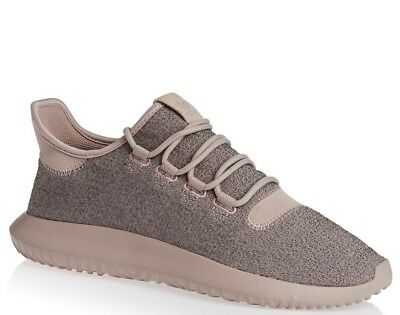 best service bfb18 f1db5 NEW! adidas Originals TUBULAR SHADOW SHOES Vapour Grey Raw Pink BY3574 c1