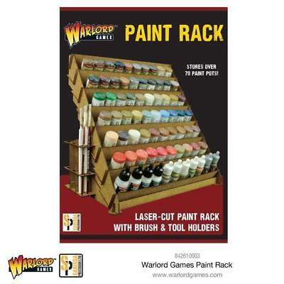 Warlord Games: Paint Rack (MDF) 842610003