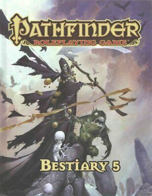 Pathfinder Roleplaying Game: Bestiary 5 by Jason Bulmahn 9781601257925