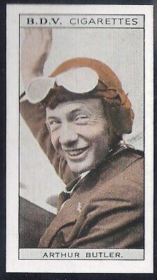 Phillips (Australia)-Whos Who In Sport (Double Sided)-#017- Butler - Ross