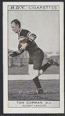 Phillips (Australia)-Whos Who In Sport (Double Sided)-#049- Gorman - Robertson