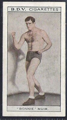 Phillips (Australia)-Whos Who In Sport (Double Sided)-#083- Muir - Nettlefold