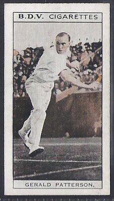 Phillips (Australia)-Whos Who In Sport (Double Sided)-#094- Patterson - Heroic