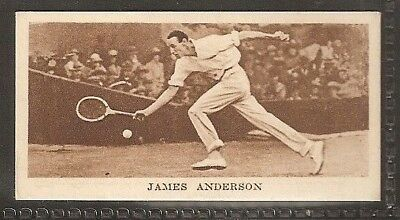Phillips-Sporting Champions-#10- Tennis - James Anderson