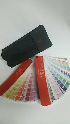 Pantone Tints 2 Volume Set with Case  COATED Discontinued