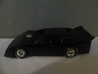 RARE Black w/Red chassis Blank DIRT LATE MODEL 1/64 ADC