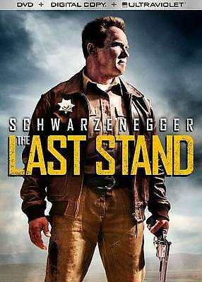 Last Stand DVD New, Free shipping