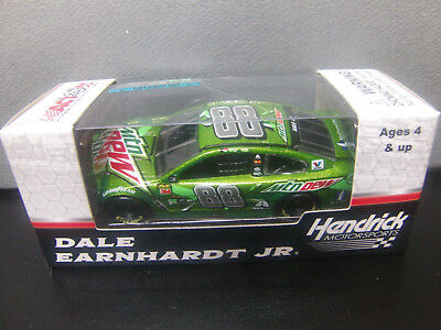 Dale Earnhardt Jr 2017 Mountain Dew #88 Chevy SS 1/64 NASCAR Monster Energy Cup