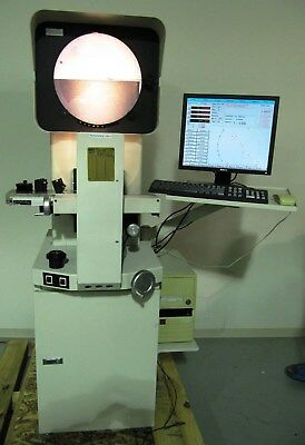 SpectraMicro–Vu Optical Comparator M1031 Full System PC Analysis Software NICE