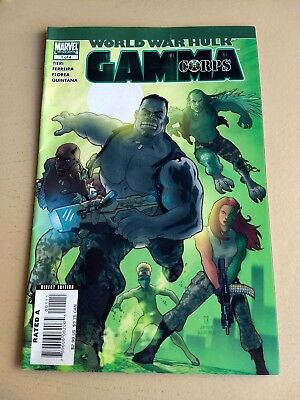 World War Hulk Gamma Corps 1 F+ Hulkbusters 2007+30% Off Sale