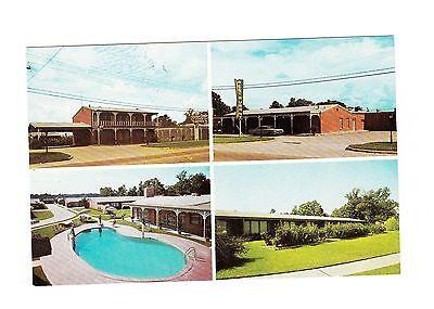1960's Postcard, Chateau Charles Highway Hotel,  22-Pc55*