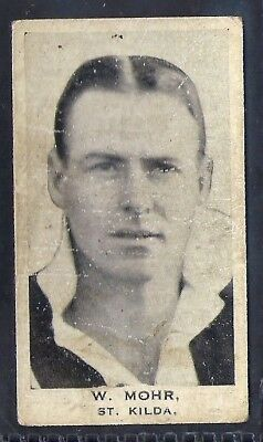 Phillips (Overseas)-Victorian League Association Aussie Rules Football-#36- Rare