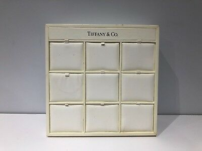 TIFFANY & Co. Display Exposant Expositor - For Jewels 23 x 23 x 7 cm - Earrings