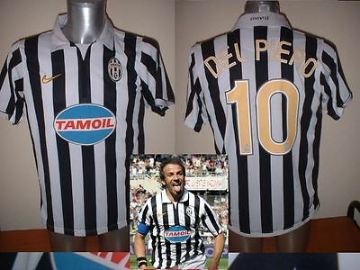 a248adf0b Juventus Del Piero Nike XL Shirt Jersey Soccer Football Maglia Italy Sydney  Top