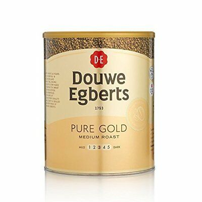 Douwe Egberts Pure Gold Instant Coffee for 470 Cups 750g Ref 257750