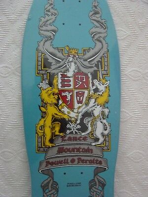 WOW! NOS Skateboard vintage Lance Mountain Powell Peralta Very limited 80s