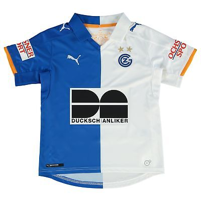 FC Zurich Football Home Shirt 2016 17 Kids Puma