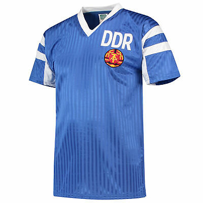 East Germany 1991 Football Home Retro Shirt Mens