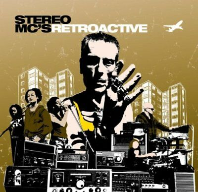 Stereo Mcs Retroactive Best Of Cd Electronica Hip Hop Brand New