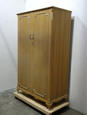 Superb Vintage Olympus French Louis Style Double Wardrobe   (159)