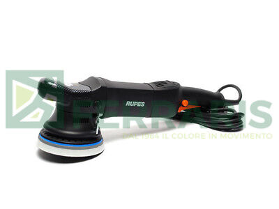 Random orbital polisher Rupes bigfoot LHR 15 ES car detailing warranty 12 months