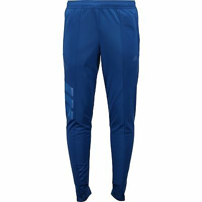 Real Madrid Track Trousers Blue Mens adidas