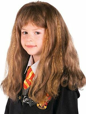 Rubie's - Harry Potter Costume Accessory, Hermione Granger Wig - One Size Childs