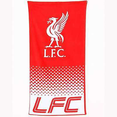 EXTRA LARGE New LIVERPOOL FADE Football Club Beach Bath Towel Boys Kids Gift