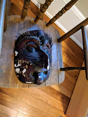 Mask from Guerrero, Mexico