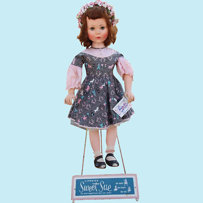 "RARE! Life Size 30"" SWEET SUE Doll Store Display! American Character - Fantastic"