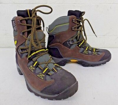 Tecnica Tecni-Dry High-Quality Waterproof Hiking Boots US Men's 10/44 EXCELLENT