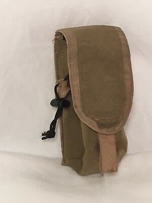 Tactical Tailor MOLLE Coyote M4 5.56 3xMag Magazine Pouch