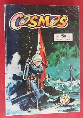 Recueil COSMOS 625 Collection Flash Aredit 1977 *