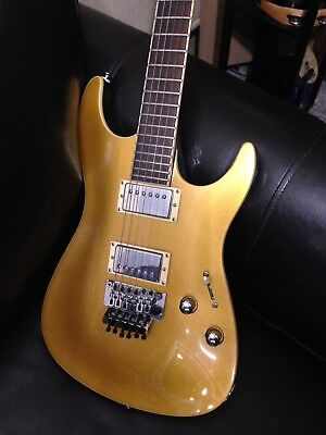 Fender Showmaster HH Custom With Floyd Rose stratocaster