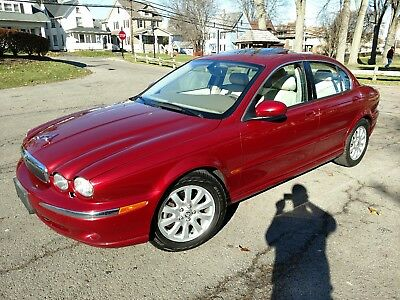 2002 Jaguar X-Type  2002 Jaguar X type 76k AWD 4x4 Automatic Drives Great Sharp Loaded xtype xj SALE