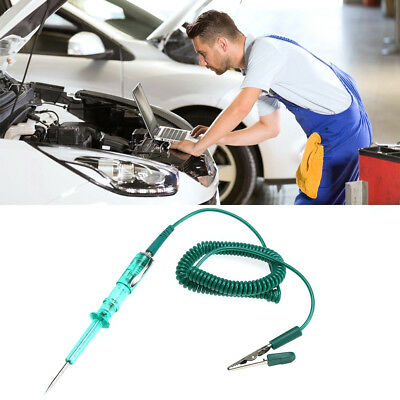 Car Voltage Circuit Tester For 6V/12V/24V DC System Probe Continuity Test Light