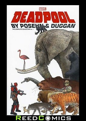 Deadpool By Posehn And Duggan Volume 1 Complete Collection Graphic Novel