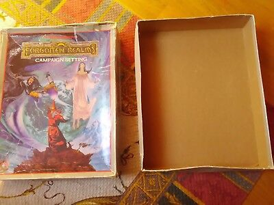 AD&D 2nd Edition Forgotten Realms Boxed Set