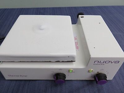 THERMOLYNE  Nuova II Stirring Hot Plate SP18425 only stirrer working