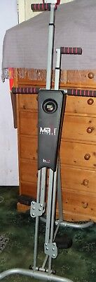 Maxi Climber Vertical Stepper Home Adjustable Fitness Workout in Mint Condition