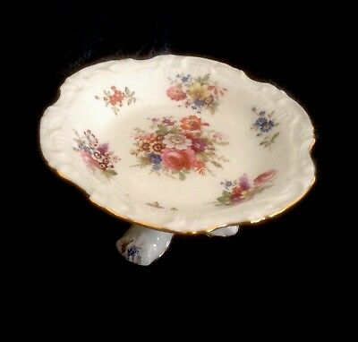 Antique HAMMERSLEY*Lady Patricia*Footed Compote*Candy Dish*Floral Roses*England