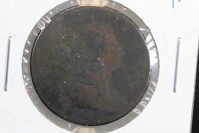1798 Draped Bust Large Cent Style 1